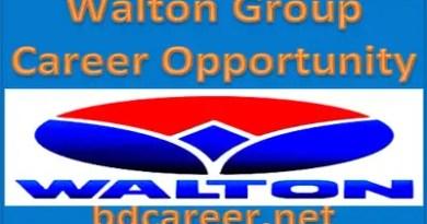 Walton Service Management System Job Circular