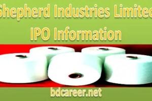 Shepherd Industries Ltd IPO Information