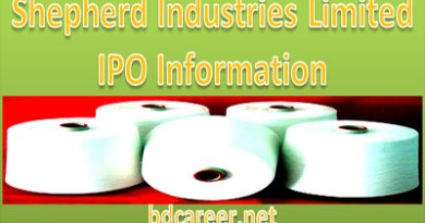 Shepherd Industries Ltd IPO Information
