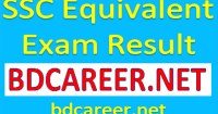 SSC Dakhil Vocational Exam Result