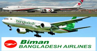 Biman Bangladesh Airlines Career Opportunity