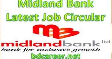 Midland Bank Job Circular