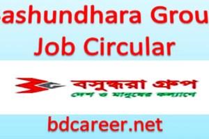 Bashundhara Group Job