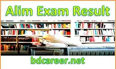 Alim Exam Result
