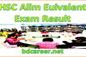 HSC Alim Exam Result