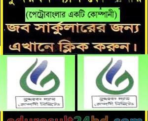 Sundarban Gas Company Job Circular 2016