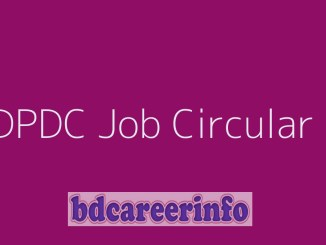 DPDC Job Circular 2019