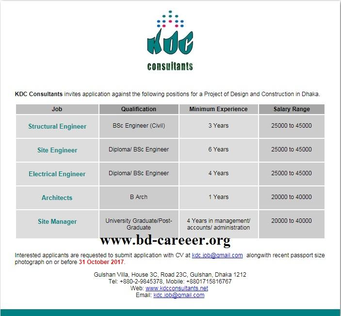 KDC Consultants jobs