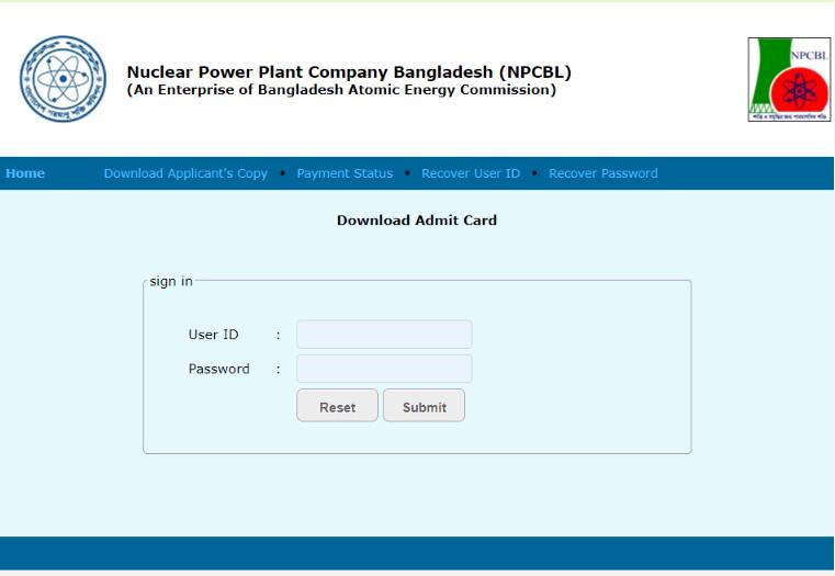 Nuclear Power Plant Company Bangladesh Limited(NPCBL)