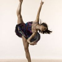 "Drew Jacoby, ""dance goddess"""