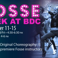 It's Showtime Folks: Fosse Week @ BDC