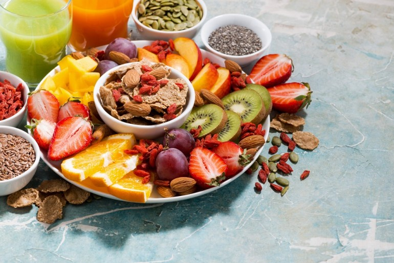 fruits and vegetables for immunity
