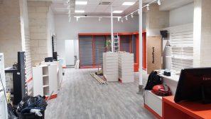 Electricité et éclairage des commerces à Montpellier : Installation commerce Montpellier