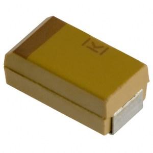 KEMET T491C106K020AS