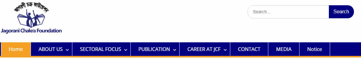 Jagorani Chakra Foundation JCF Job Circular