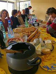 Fondue, Choucroute, Fromage, etc.