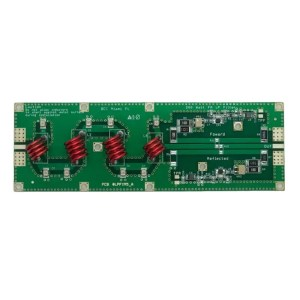 300W FM Low Pass Filter with DC