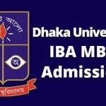 DU IBA MBA Admission Test 2019-20