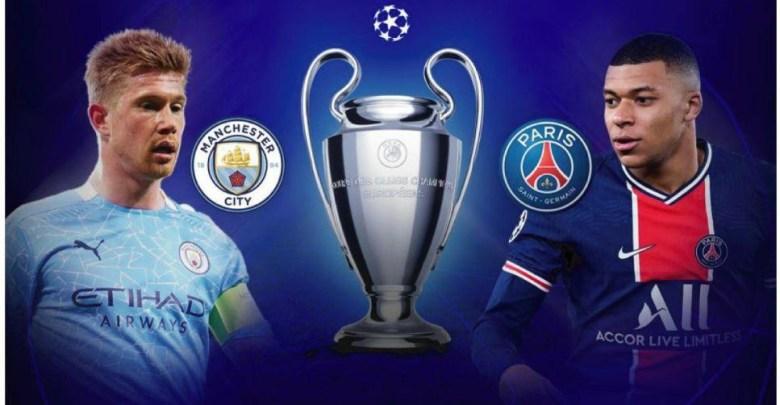 Man City vs PSG (2nd Leg) Watch Live
