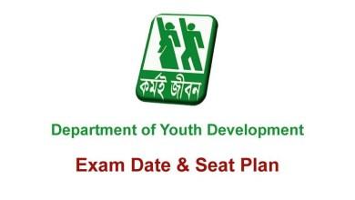DYD Exam Date