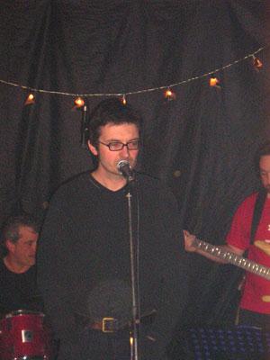 Philippe, chanteur, harmoniciste, leader charismatique du groupe ;-)