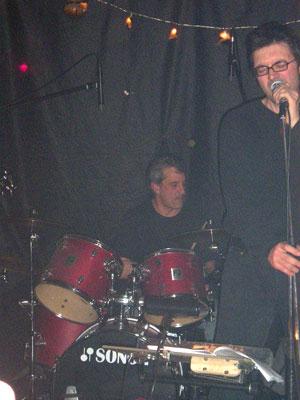 Rod, batteur ( et président des LCQP)