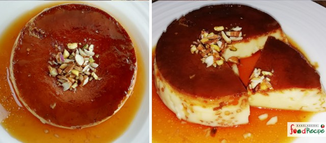 milk-egg-caramel-pudding-recipe