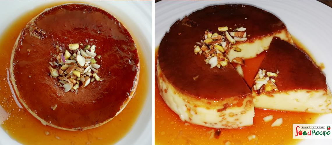 milk-egg-caramel-pudding-recipe