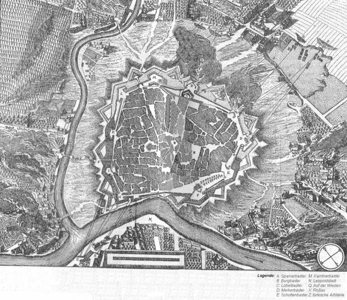 Das belagerte Wien 1683