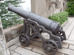Jesuiten-Kanone