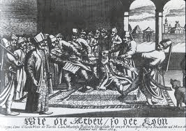 Kara Mustafas Hinrichtung