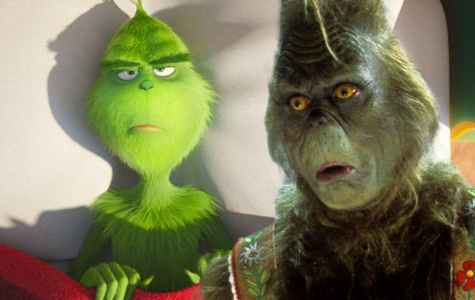 The Grinch: Old vs New