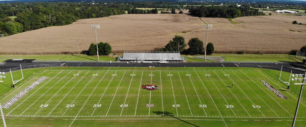 The Donald Lambert football field won the 2018 Field of the Year award.