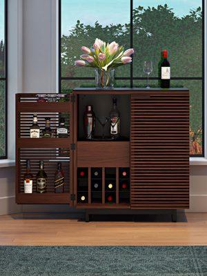 media cabinets modular bars