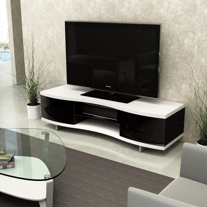 modern tv stands entertainment centers and media cabinets bdi furniture