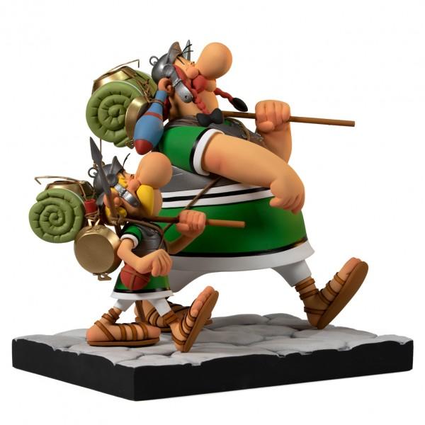 The favourite food of asterix's friend obelix. Asterix Et Obelix Legionnaires Fariboles Figurines