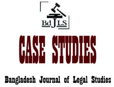 MARBURY V. MADISON case summary with Bangladesh perspective