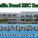 Comilla Board HSC Result 2020