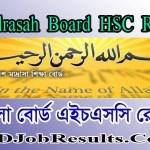 Madrasah Board HSC Result 2020