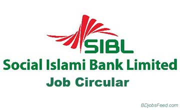 Social Islami Bank Limited Job Circular