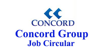 Concord Group Job Circular