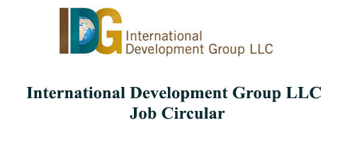 International Development Group LLC Job Circular