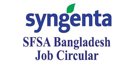 SFSA Bangladesh Job Circular