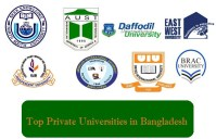 Top 10 Private Universities Ranking in Bangladesh
