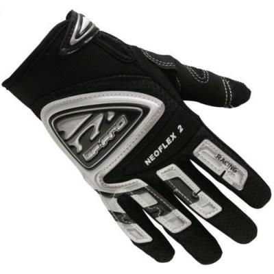 Bike It GP-Pro Neoflex-2 Motocross Gloves Black