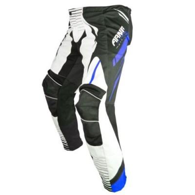 MT Armr Motocross Trousers Blue