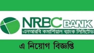 NRB Commercial Bank Ltd Job Circular 2019 – nrbcommercialbank.com
