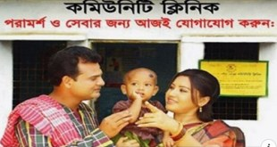 Bangladesh community clinic job circular