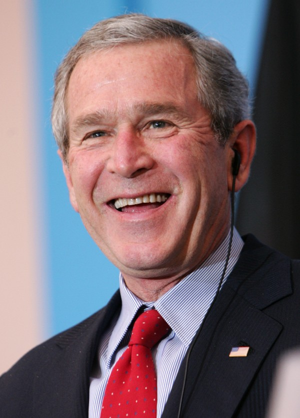 Former President George W Bush Spends Birthday In Maine State Bangor Daily News BDN Maine