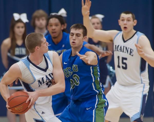 UMaine men's basketball team shocks Florida Gulf Coast ...